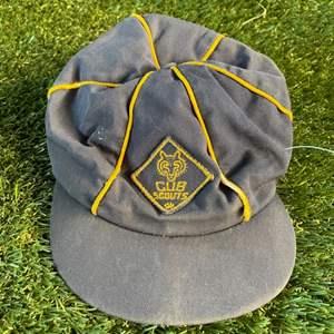 Lot #112 Vintage Cub Scout Uniform Cap