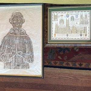 Lot # 51 Lot of Religious Art Prints