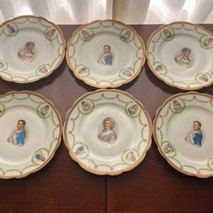 Lot # 92 Lot of Decorative Plates (Austria)