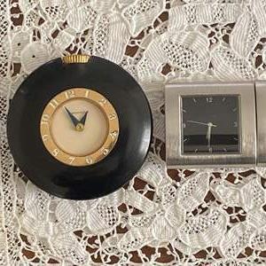 Lot # 150 Lot of 2 Clocks
