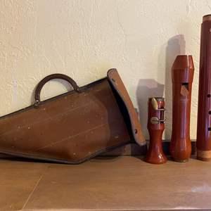Lot # 177 Schreiber Sonata Flute