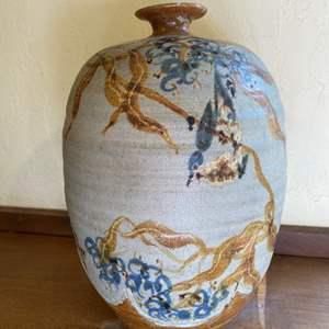 Lot # 260 Beautiful Pottery Vase