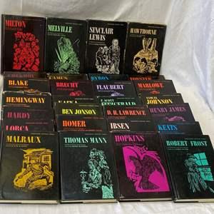 Lot # 284 Lot of 20th Century Views Books
