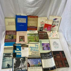 Lot # 287 Lot of Religious Books