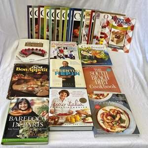 Lot # 317 Lot of Cookbooks