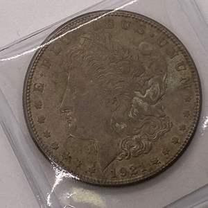 Lot # 36 Morgan Dollar 1921
