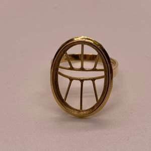 Lot # 43 14K Yellow Gold (No Stone) Ring