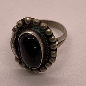 Lot # 52 Sterling 925 Gemstone Ring