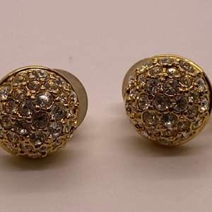 Lot # 55 Swarovski Clip On Earrings