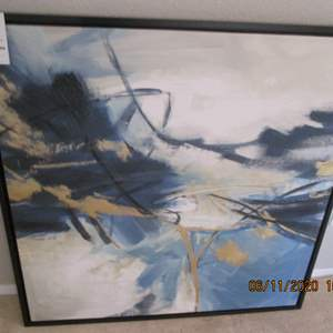 27-Abstract Style Art Work