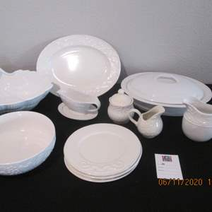29-Dish Set, 11 Pieces, Chip in Shell Dish