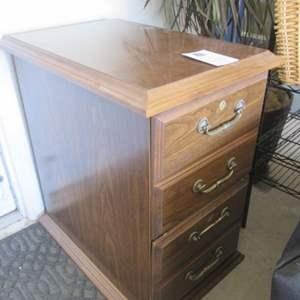 66-2-Drawer Filing Cabinet
