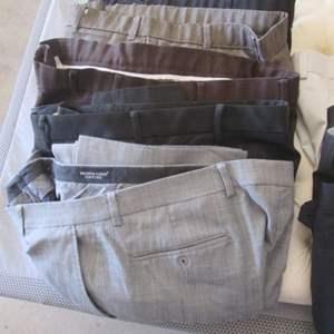 78-Assorted Men's Pants, 6-Pair