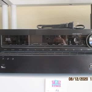 82-Onkyo AV Receiver #TX-NR609, Works