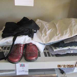 88-Assorted Ladies Clothing, Size 14, Shoes Size 6 1/2