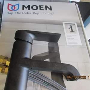 91-3 Moen Bathroom Faucets