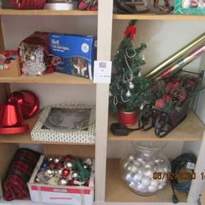 96-Miscellaneous Christmas Decor