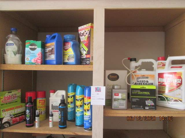97-Chemicals for House & Yard  (main image)