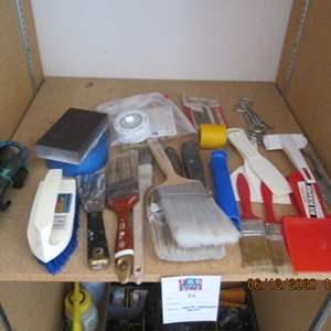 99-Paint Supplies