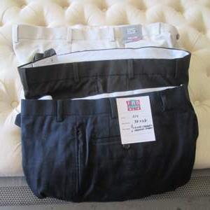 110-3-Pair Men's Pants by Ralph Lauren and Travel Smart