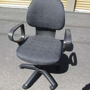 134-Lamp, Desk Chair