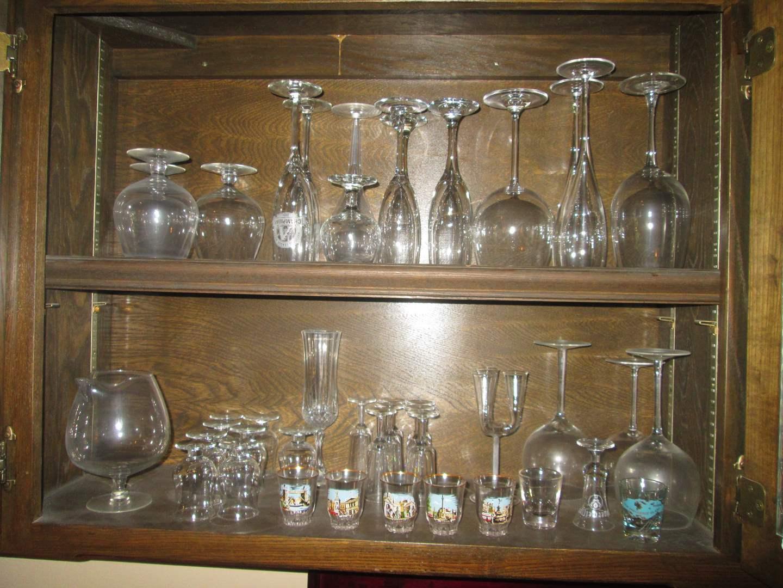 Lot # 42 - Assortment of Glassware  (main image)