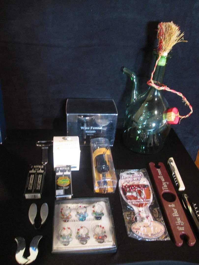 Lot # 68 - Wine Accessories (main image)