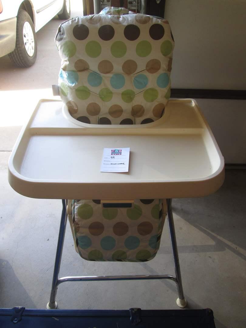 Lot # 79 - High Chair (main image)