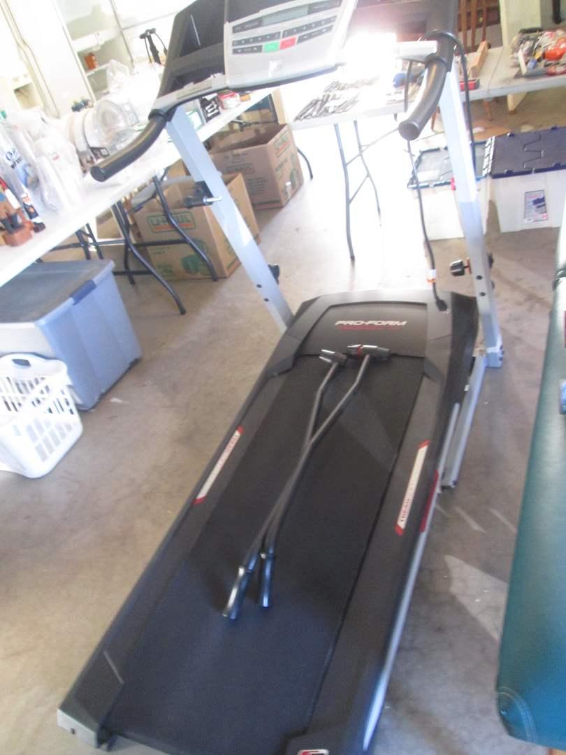 Lot # 80 - Treadmill by Pro-Form CrossWalk (main image)