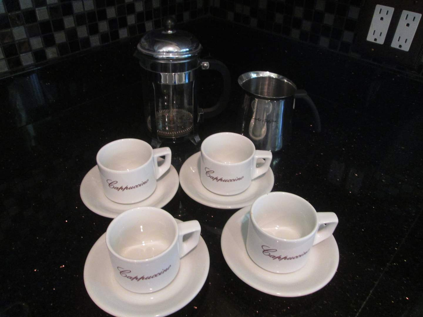 Lot # 187 - Variety of Cappuccino Products (main image)
