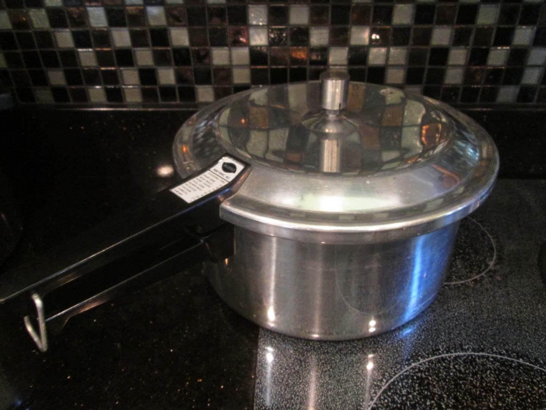 Lot # 191 - Mirro Pressure Cooker (main image)
