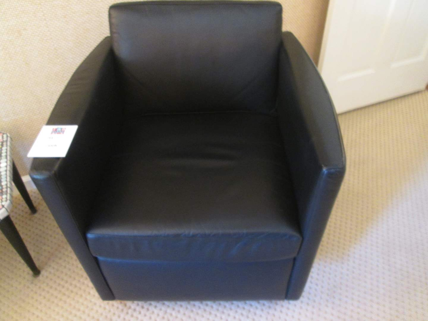 Lot # 193 - Occasional Chair (main image)