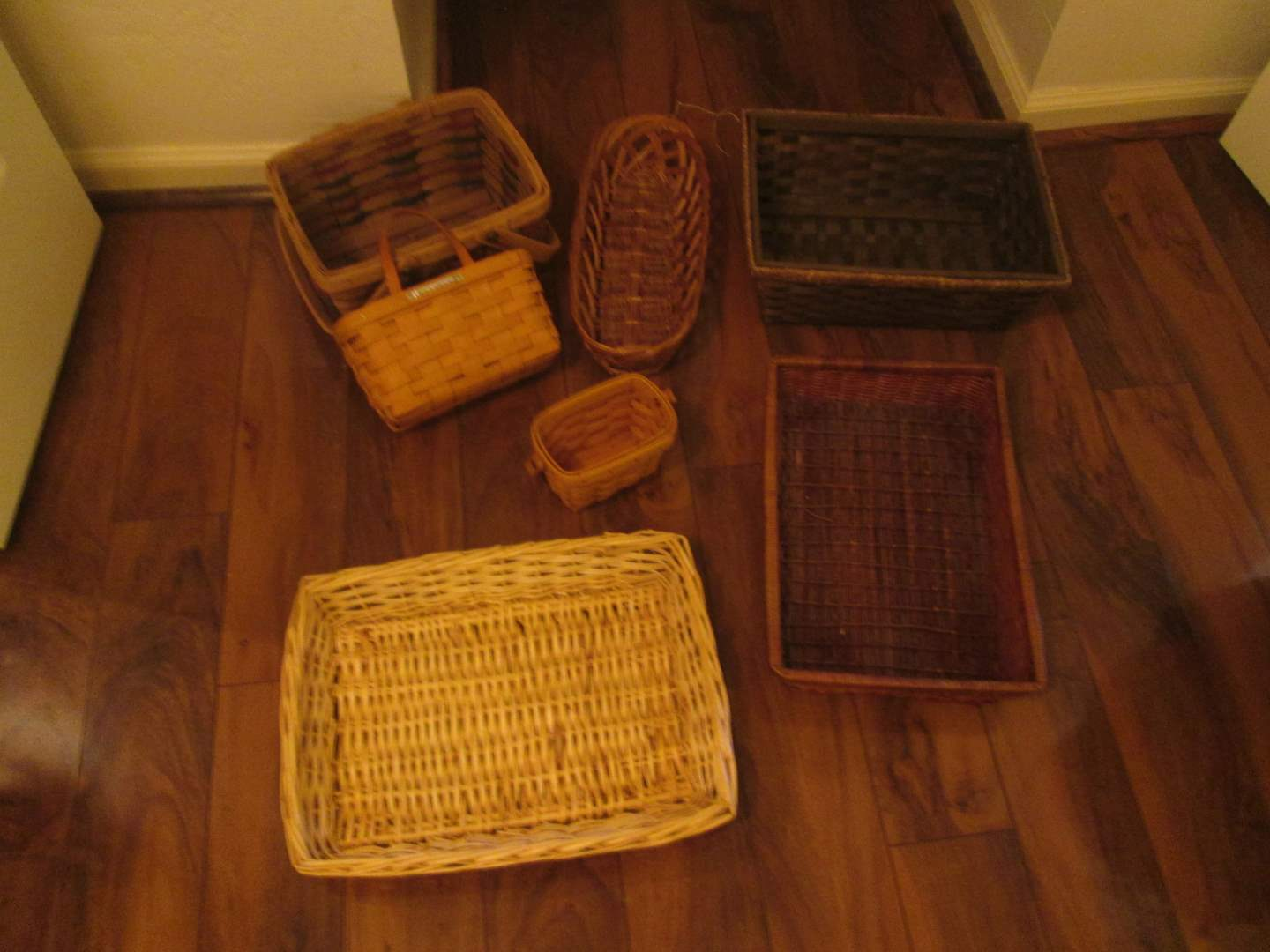 Lot # 244 - Baskets (main image)