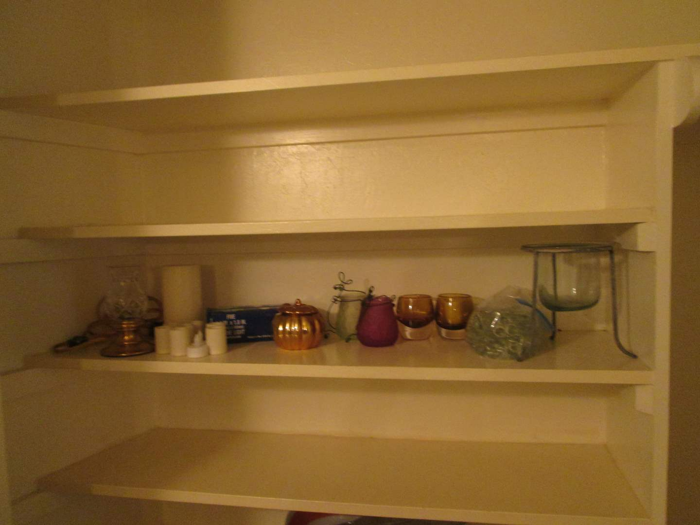 Lot # 245 - Candles & Holders (main image)