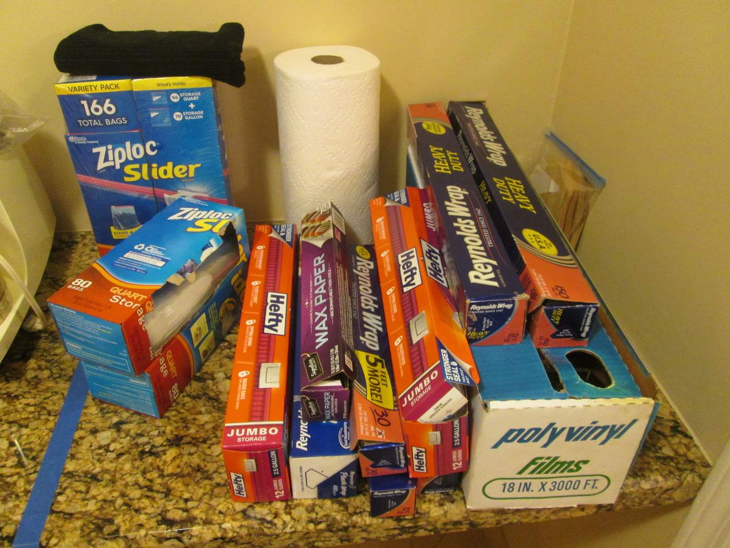 Lot # 263 - Household Products (main image)