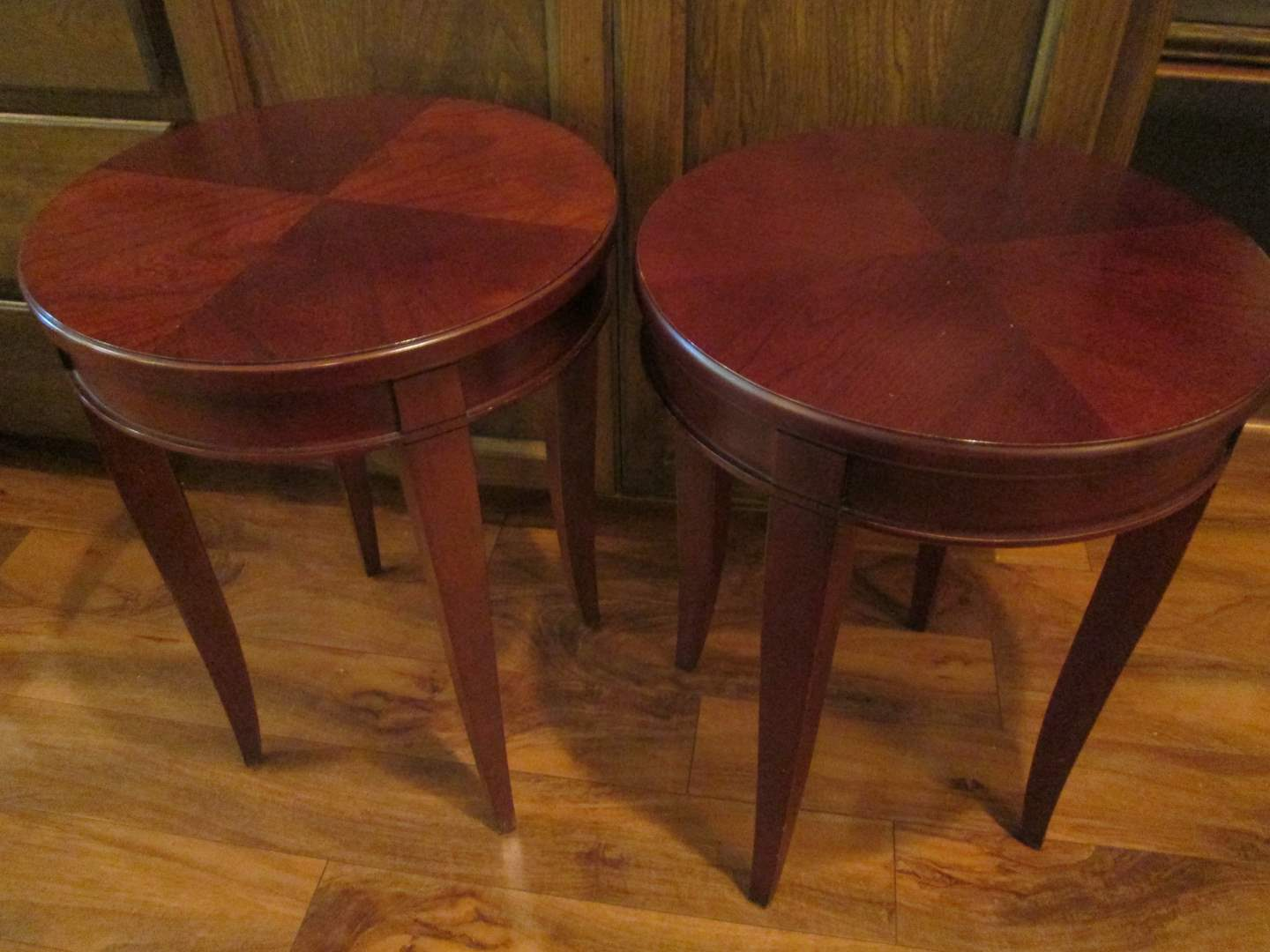 Lot # 301 - 2-Accent Tables (main image)