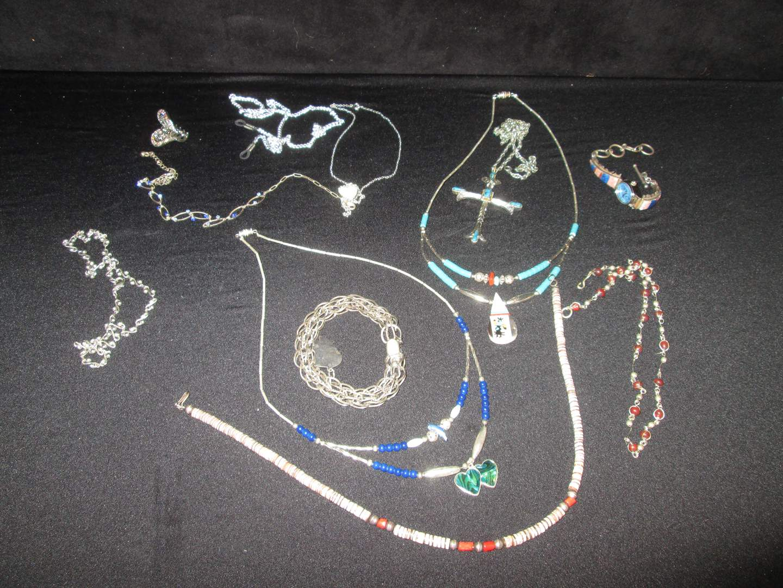 Lot # 344 - Native American Style Jewelry (main image)