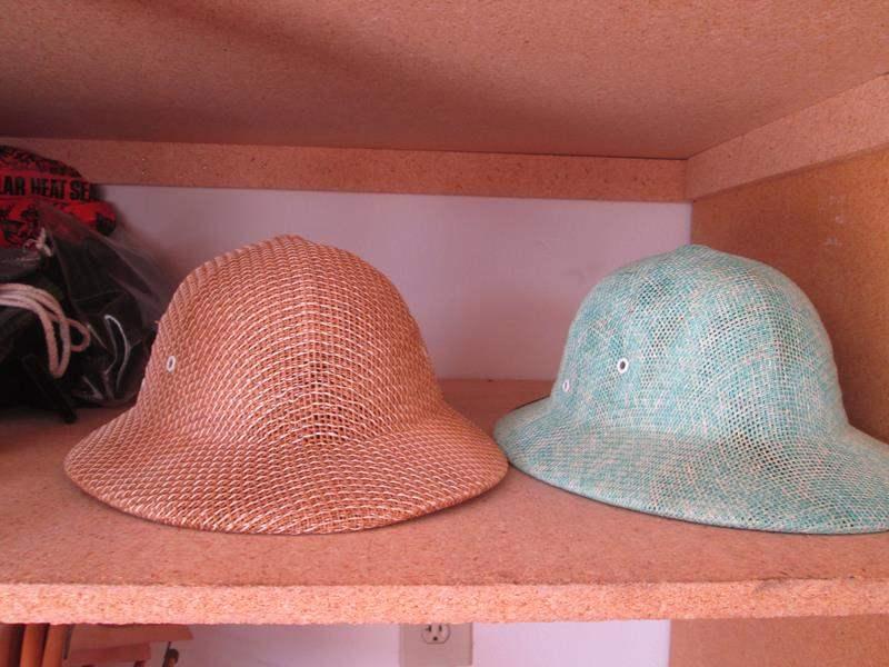 Lot # 32 - 2-Safari Hats (main image)