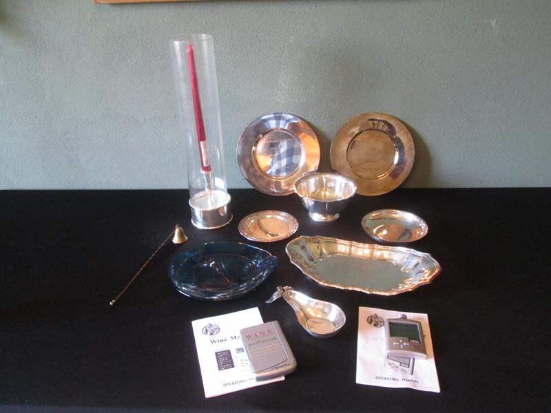 Lot # 50 - Miscellaneous Serving & Entertaining Items (main image)