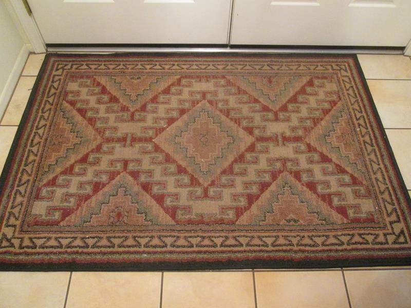 Lot # 62 - 2-Area Rugs, need cleaning! (main image)