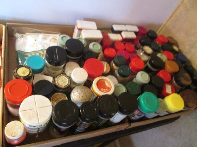 Lot # 94 - Assorted Spices (main image)