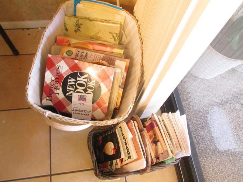 Lot # 97 - Cookbooks (main image)