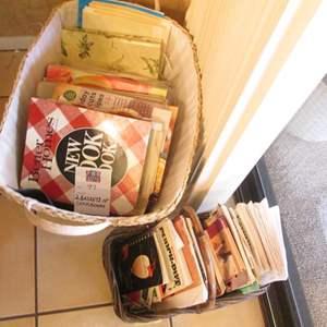 Auction Thumbnail for: Lot # 97 - Cookbooks