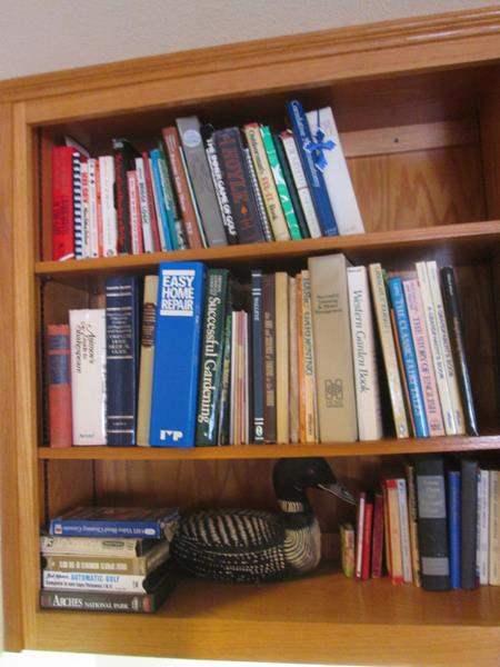 Lot # 104 - Books & Duck (main image)