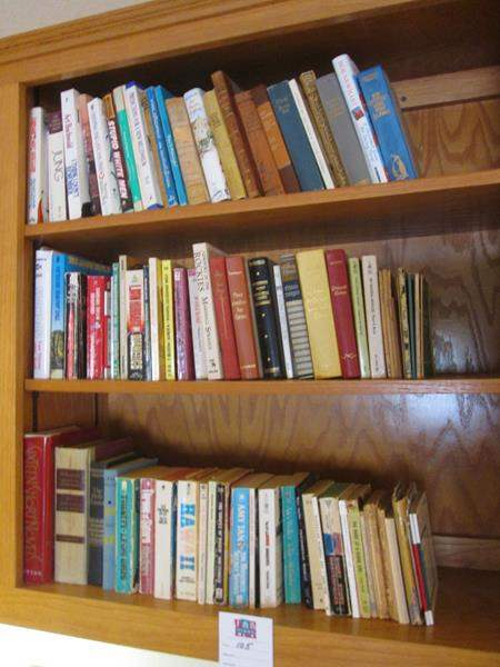 Lot # 105 - Books (main image)