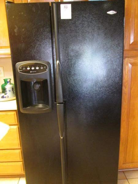Lot # 109 - Maytag Refrigerator, 26 cu. ft. (main image)