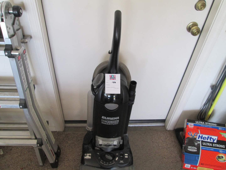 Lot # 126 - Eureka Vacuum (main image)