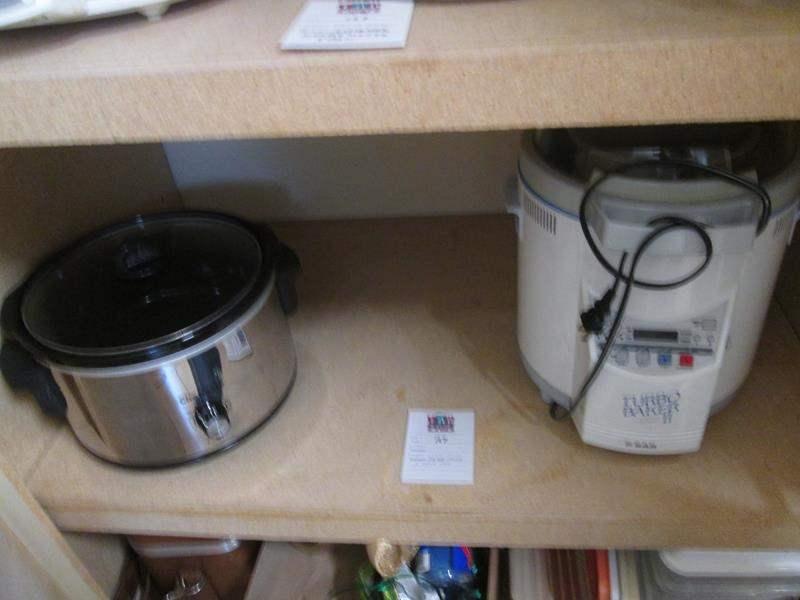 Lot # 167 - Turbo Baker & Crock Pot (main image)