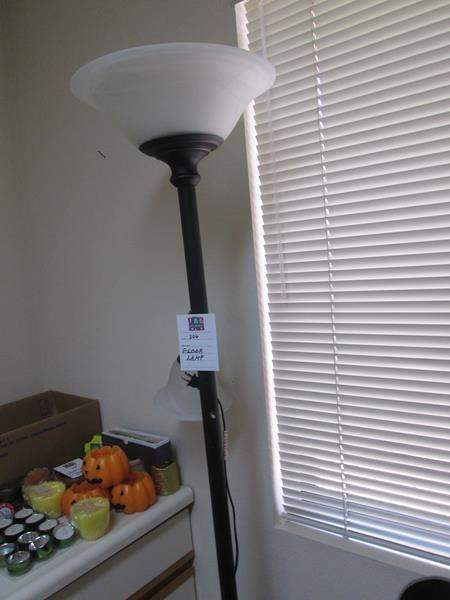 Lot # 206 - Floor Lamp (main image)