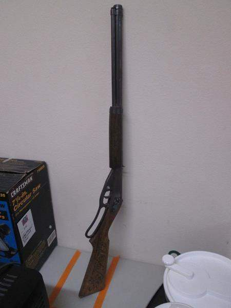 Lot # 215 - Red Ryder BB Gun (main image)